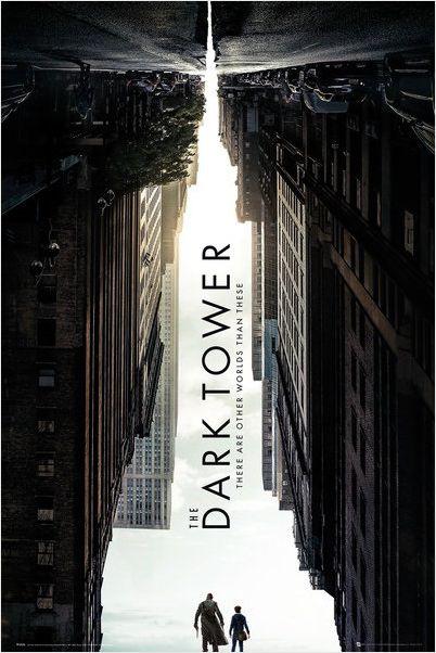 Плакат The Dark Tower: One SheetПлакат The Dark Tower: One Sheet создан по мотивам американского научно-фантастического вестерна датского режиссёра Николая Арселя, снятого по одноимённому циклу романов Стивена Кинга.<br>