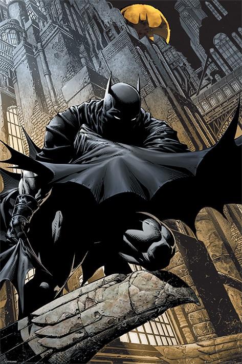 Плакат Batman: Night WatchПлакат Batman: Night Watch создан по мотивам супергеройских комиксов издательства DC Comics.<br>