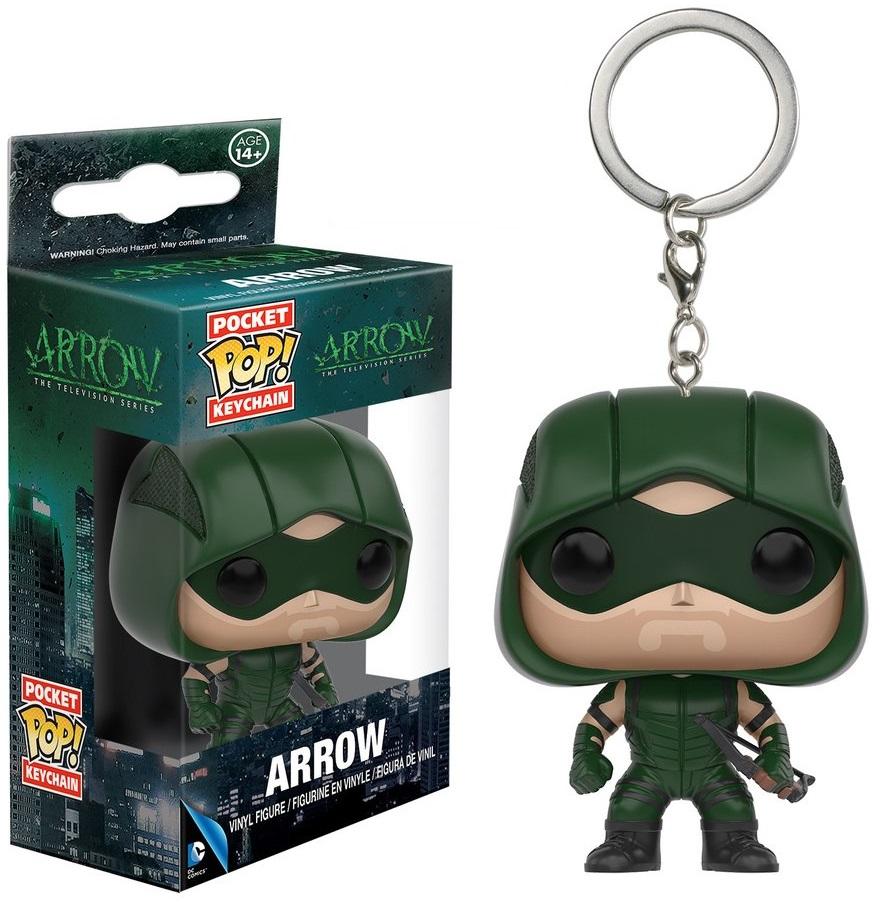 Брелок Funko POP Arrow: ArrowБрелок Funko POP Arrow: Arrow создан по мотивам комиксов издательства DC и воплощает собой одного из самых известных супергероев – Зелёную стрелу.<br>
