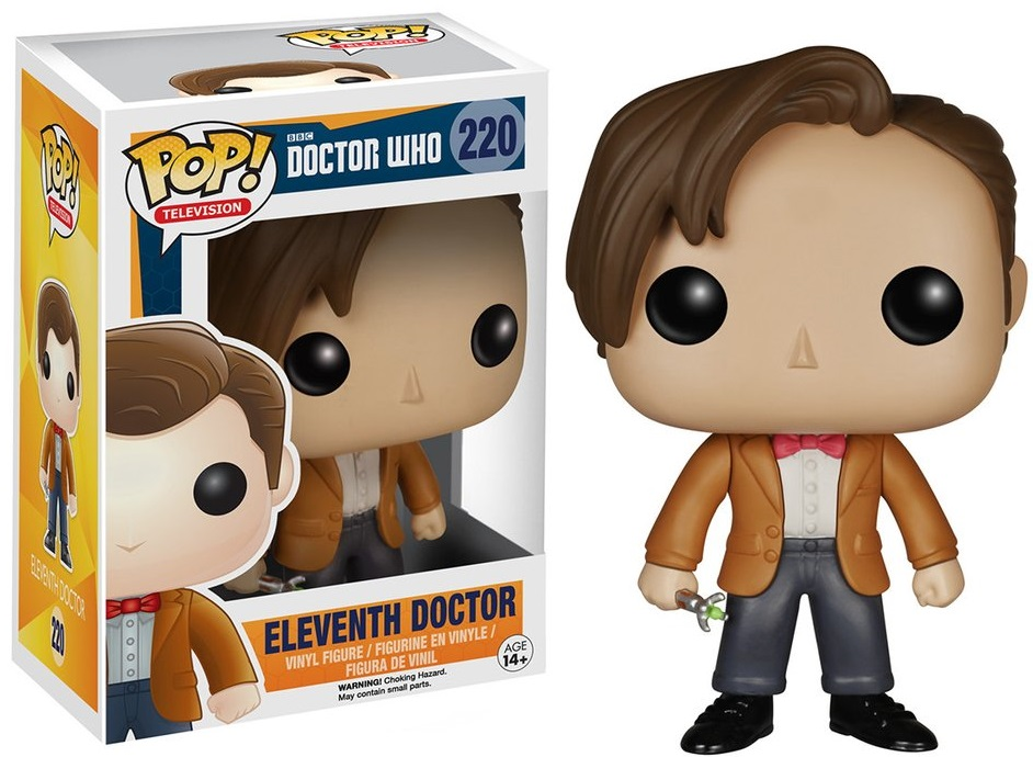 Фигурка Funko POP Television Doctor Who: Eleventh Doctor / Mr Clever (9,5 см)Фигурка Funko POP Television Doctor Who: Eleventh Doctor / Mr Clever воплощает собой одного из персонажей культового британского научно-фантастического телесериала «Доктор Кто».<br>