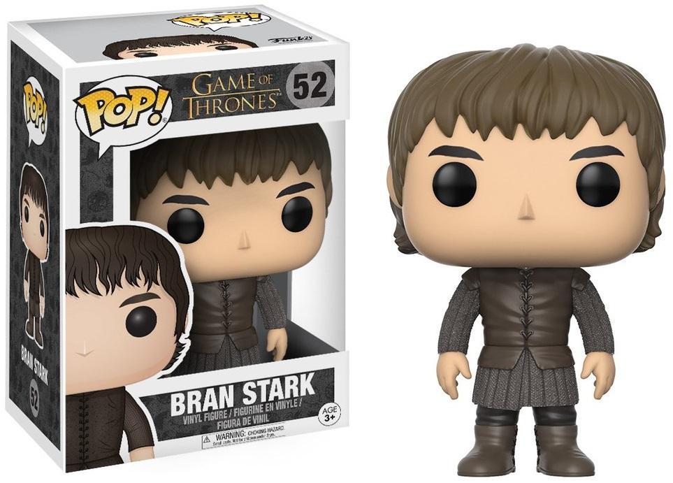 Фигурка Funko POP Game Of Thrones: Bran Stark (9,5 см) iclebo pop