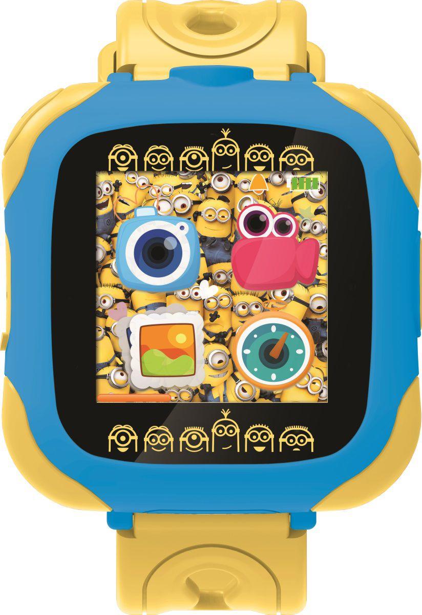 Часы-фотокамера Despicable MeЧасы-фотокамера Despicable Me – это первоклассный гаджет с множеством функций!<br>