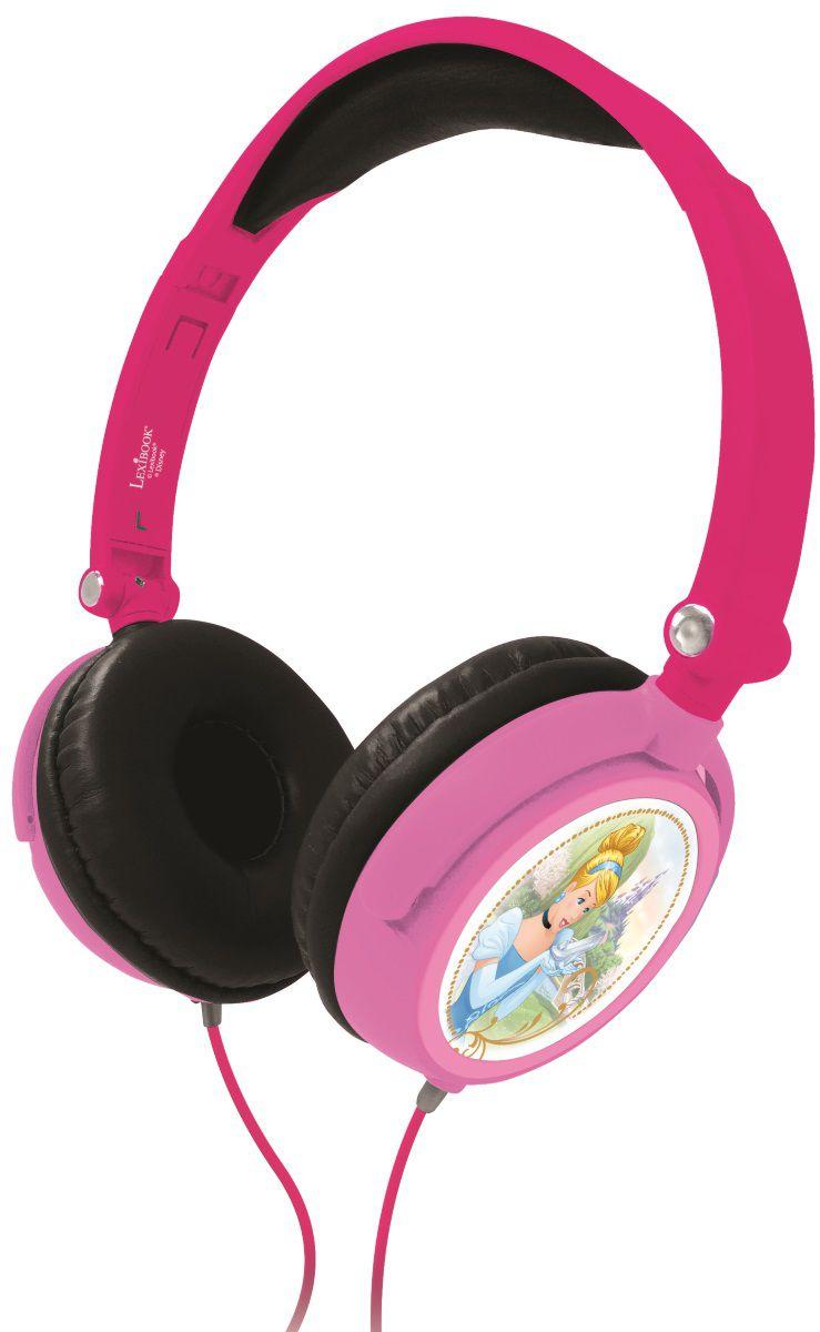 Наушники Disney PrincessСлушайте музыку, не мешая никому, в наушниках Disney Princess! Наслаждайтесь модным дизайном.<br>