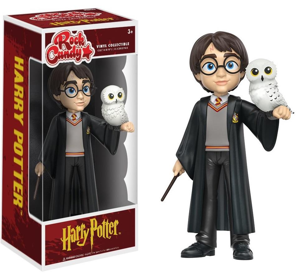 Фигурка Funko Rock Candy: Harry Potter (12,7 см)Фигурка Funko Rock Candy: Harry Potter создана по мотивам серии фильмов, основанных на романах о Гарри Поттере английской писательницы Дж.К. Роулинг.<br>