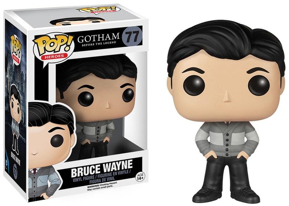 Фигурка Funko POP Heroes Gotham Before The Legend: Bruce Wayne (9,5 см) фигурка funko pop heroes justice league batman 9 5 см