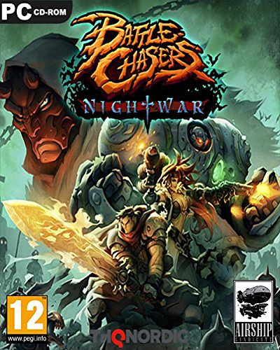 Battle Chasers: Nightwar [PC] battle chasers nightwar игра для ps4