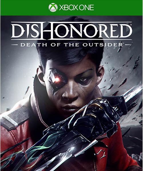 Dishonored: Death of the Outsider [Xbox One]Самостоятельное приключение Dishonored: Death of the Outsider использует фирменный игровой процесс и художественный стиль Dishonored 2 и наследует все характерные черты игр знаменитой серии: убийственные боевые приемы, уникальный дизайн уровней и увлекательное повествование, реагирующее на каждый сделанный вами выбор.<br>