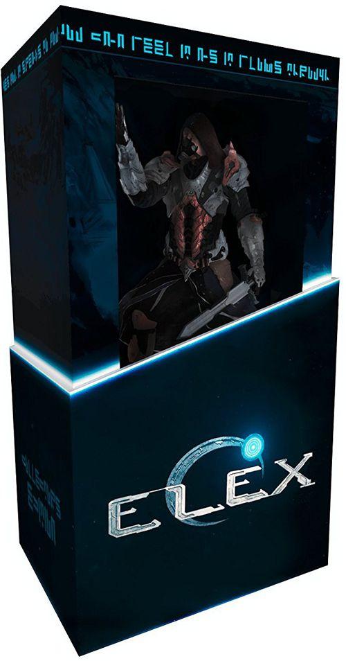 ELEX. Коллекционное издание [PC]ELEX – тщательно проработанная динамическая ролевая игра, создаваемая удостоенными наград авторами серии Gothic. Ее действие разворачивается в новой постапокалиптической научно-фантастической вселенной: игроков ждет огромный бесшовный мир, полный ярких персонажей, гротескных мутантов, моральных дилемм и напряженных приключений.<br>