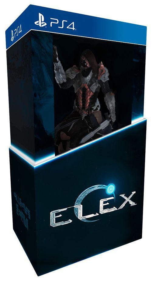 ELEX. Коллекционное издание [PS4] даунинг д война и мир в футболе коллекционное издание