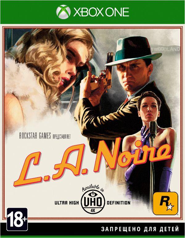 L.A. Noire [Xbox One]L.A. Noire для Xbox One содержит новые материалы и выглядит как никогда хорошо благодаря ряду технических усовершенствований. В их числе улучшенные эффекты погоды, смога и освещения, делающие пейзажи Лос-Анджелеса еще правдоподобнее, обсчитываемые в реальном времени отражения на машинах, а также новые эффекты «хром» и «грязь», позволяющие разнообразить поток машин.<br>