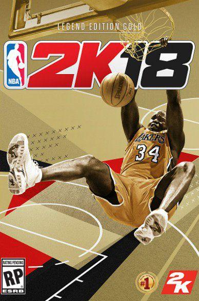 NBA 2K18. Legend Edition Gold [PC, Цифровая версия] (Цифровая версия)
