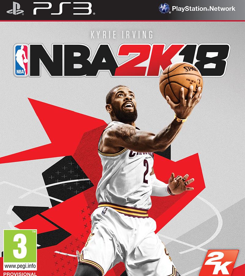 NBA 2K18 [PS3] nba 2k16 ps3