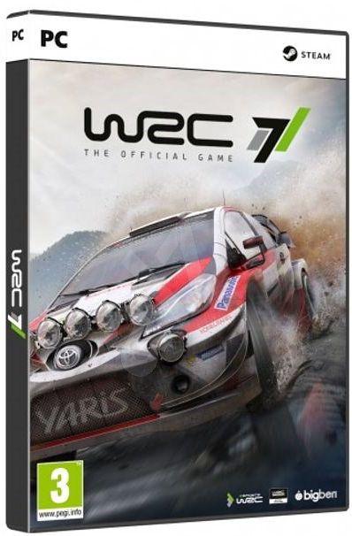 WRC 7 [PC]WRC 7 – это продолжение раллийной гоночной серии WRC, посвящённое очередному сезону мирового чемпионата FIA World Rally Championship. Главное нововведение WRC 7 – обновлённый парк автомобилей, который будет в точности соответствовать новому техническому регламенту чемпионата.<br>