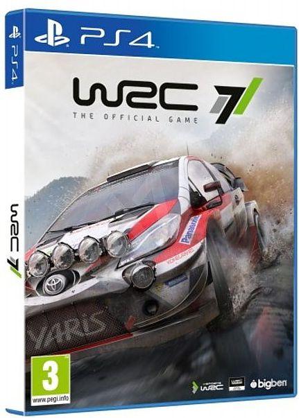 WRC 7 [PS4] wrc 6 fia world rally championship [pc jewel]