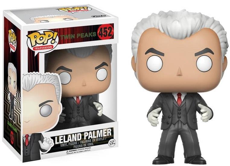 Фигурка Funko POP Television: Twin Peaks – Leland Palmer (9,5 см) фигурка funko pop television westworld bernard 9 5 см