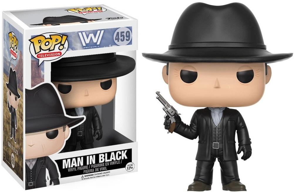 Фигурка Funko POP Television Westworld: Man In Black (9,5 см)Фигурка Funko POP Television Westworld: Man In Black создана по мотивам американского фантастического телесериала «Мир Дикого запада».<br>