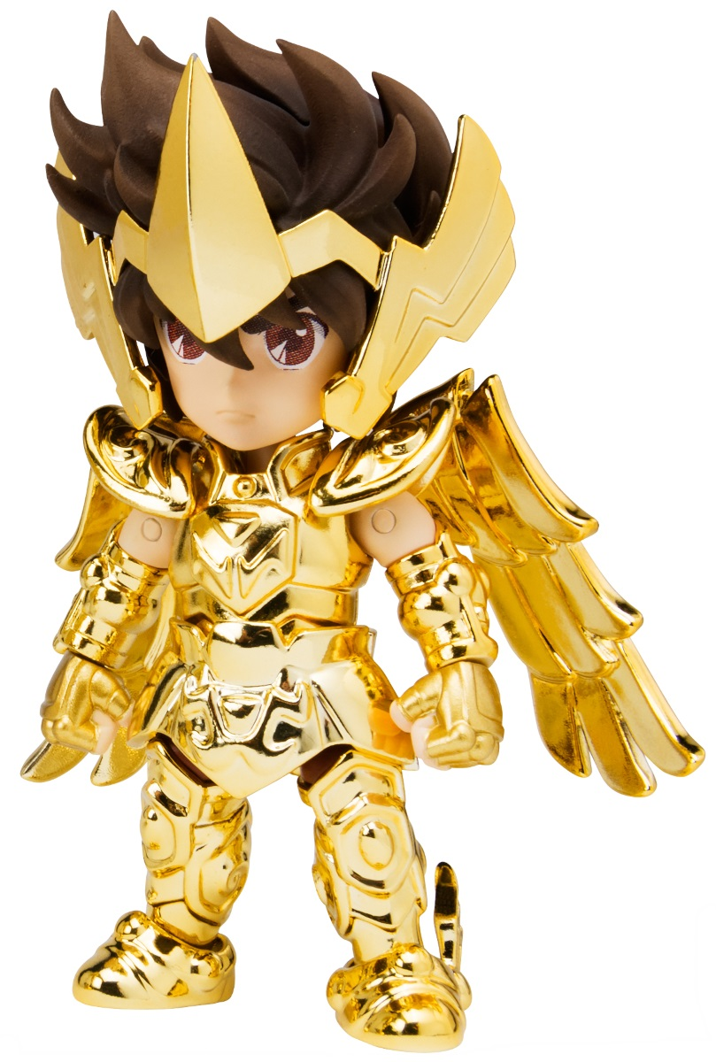Фигурка Saints Collection: Sagittarius Seiya (8,5 см) saint seiya original bandai tamashii nations d d panoramation ddp action figure pegasus seiya pegasus meteor punches