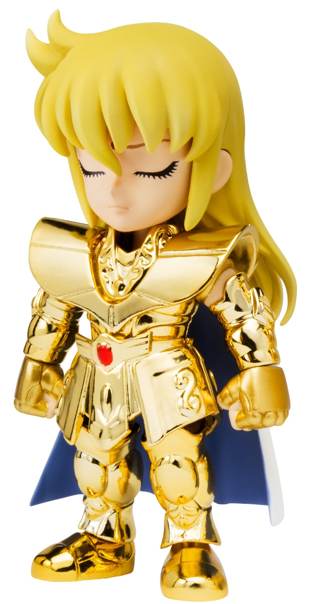 Фигурка Saints Collection: Virgo Shaka (8,5 см) saint seiya original bandai tamashii nations d d panoramation ddp action figure pegasus seiya pegasus meteor punches