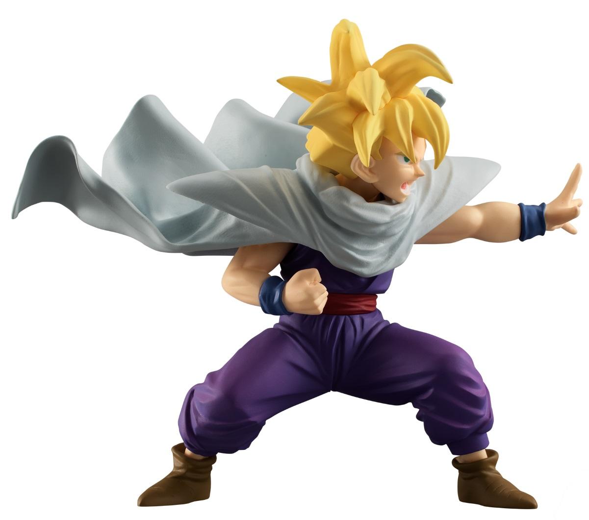Фигурка Dragon Ball Z Styling: Son Gohan (9 см)Фигурка Dragon Ball Z Styling: Son Gohan создана по мотивам аниме-сериала, адаптации последних 325 глав манги Акиры Ториямы «Жемчуг дракона».<br>