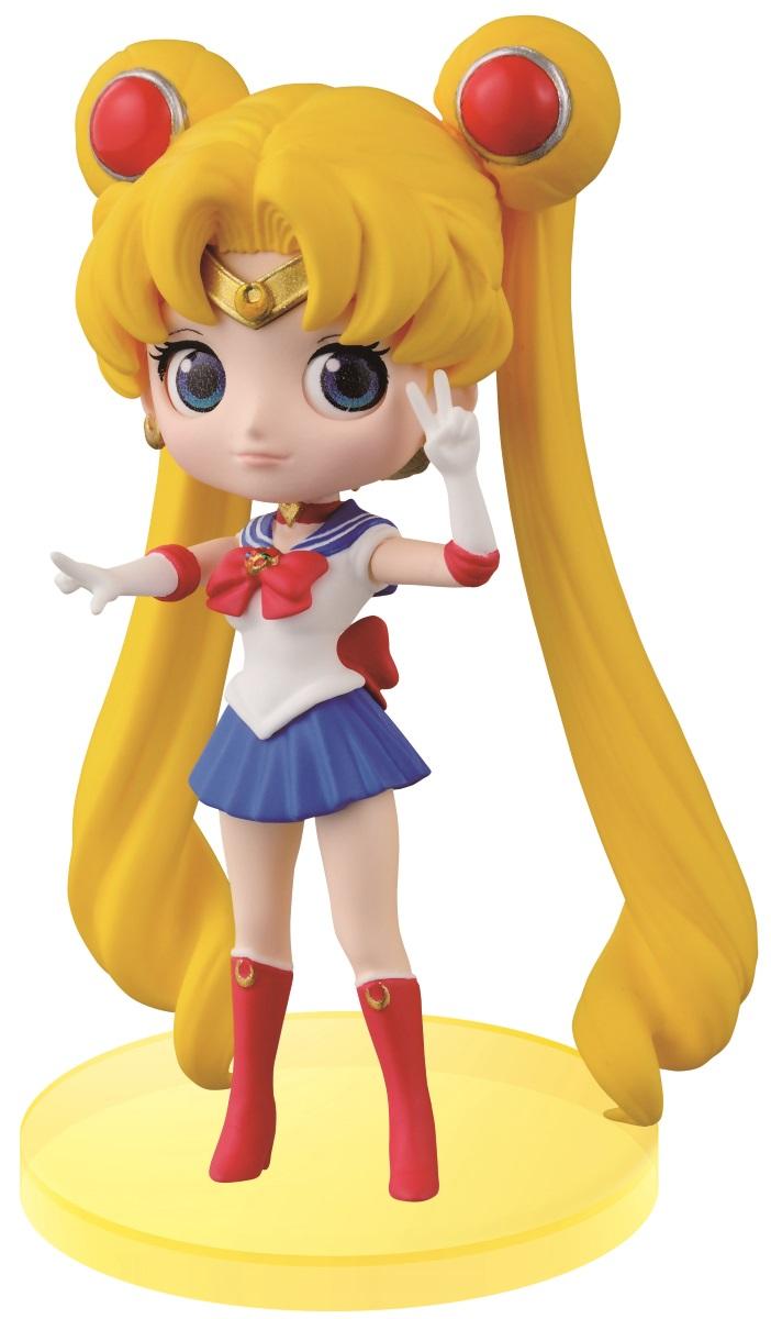 Фигурка Sailor Moon Q Posket Petit Vol. 3: Sailor Moon (7 см)Фигурка Sailor Moon Q Posket Petit Vol. 3: Sailor Moon создана по мотивам аниме и манги «Сейлор Мун». Усаги Цукино – настоящее имя Сейлор Мун, главная героиня одноимённой серии.<br>