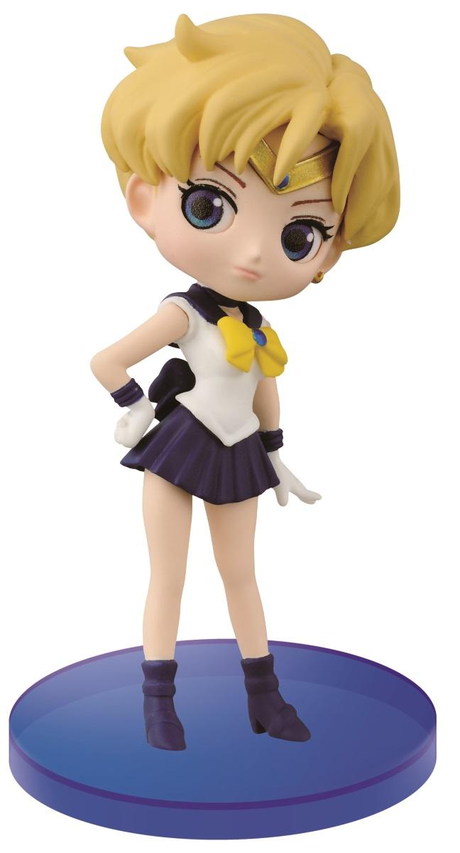 Фигурка Sailor Moon Q Posket Petit Vol. 3: Sailor Uranus (7 см)Фигурка Sailor Moon Q Posket Petit Vol. 3: Sailor Uranus создана по мотивам аниме и манги «Сейлор Мун» и воплощает собой Харуку Тэнъо – одного из главных персонажей.<br>
