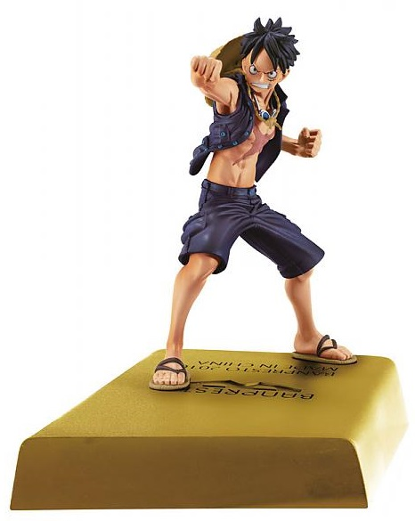 Фигурка One Piece DXF Manhood 2: Monkey D.Luffy (12 см) bandai фигурка one piece wcf dressrosa 4 bartolomeo