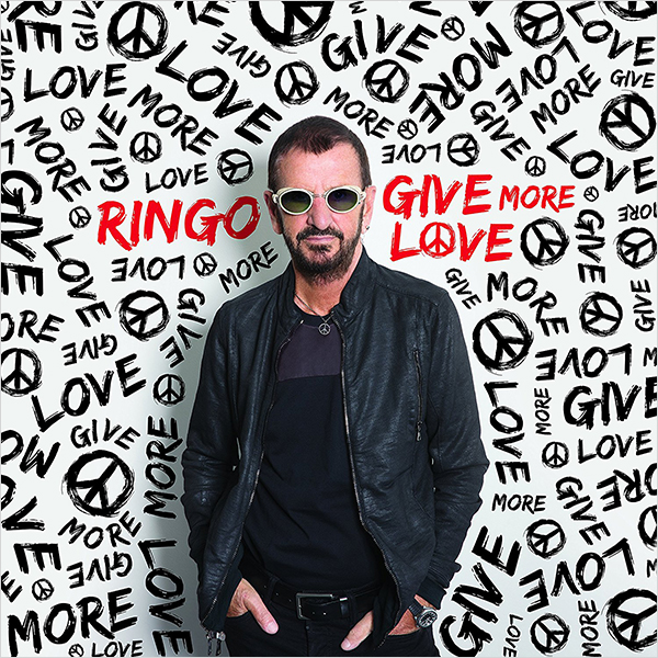 Ringo Starr. Give More Love бра eglo ringo 1 91474