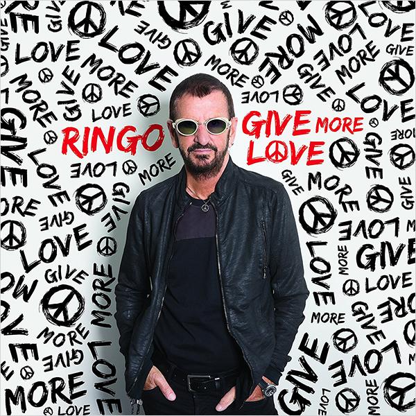 Ringo Starr. Give More LoveЗаписанный в домашней студии Ringo в Лос-Анджелесе, альбом «Give More Love» имеет 10 новых треков с участием друзей.<br>