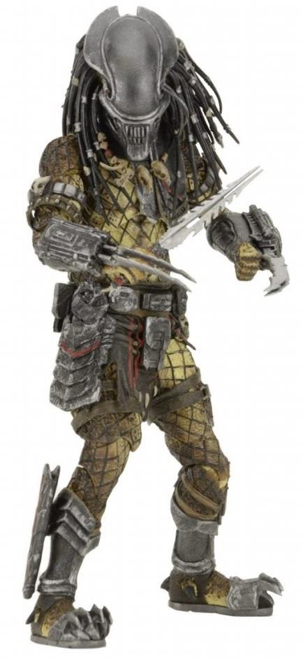 Фигурка Alien vs. Predator Series 17: Serpent Hunter (17 см)