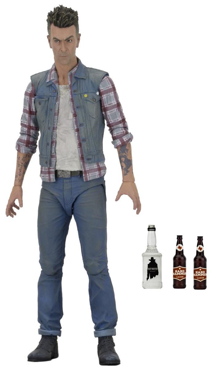 Фигурка Preacher Series 1: Cassidy (17 см)Знакомьтесь с новыми персонажами из известного сериала «Preacher» от компании AMC, основанного на культовом комиксе Vertigo! Вампир Кессиди – лучший друг проповедника Кастера.<br>