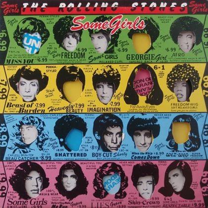 The Rolling Stones – Some Girls (LP) stones пиджак