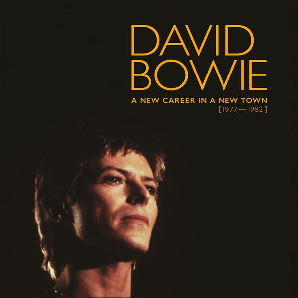 David Bowie – A New Career In A New Town 1977–1982 (13 LP)Новый бокс-сет Дэвида Боуи A New Career In A New Town 1977–1982. Издание на виниле.<br>