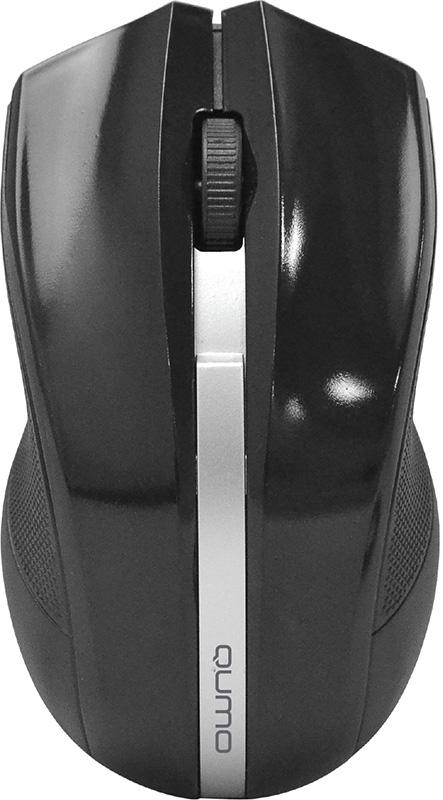 Мышь Qumo Style M15 беспроводная оптическая для PCМышь Qumo Style M15 имеет удобную эргономичную форму, продолжительный срок службы от элементов питания и беспроводное подключение.<br>
