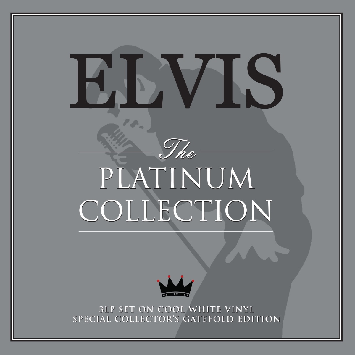 Elvis Presley – The Platinum Collection (3 LP) elvis presley elvis presley the essential elvis presley 2 lp