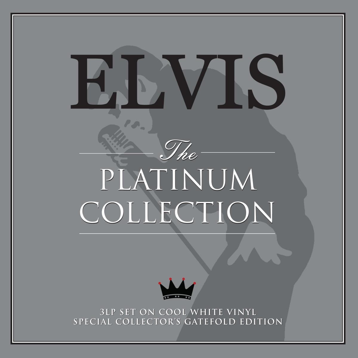 Elvis Presley – The Platinum Collection (3 LP)В альбоме Elvis Presley – The Platinum Collection собраны самые лучшие треки Короля Рок-н-Ролла.<br>