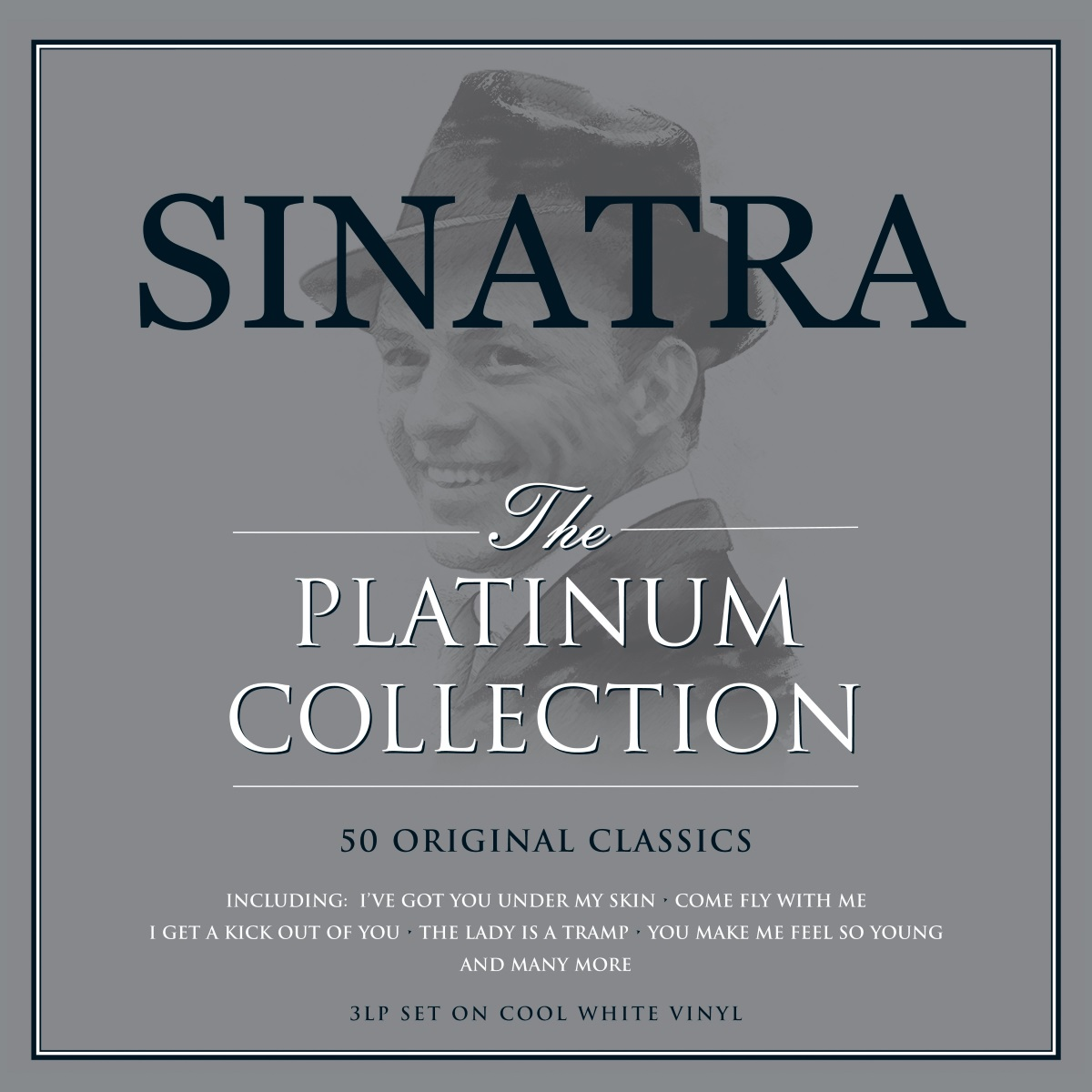 Frank Sinatra – The Platinum Collection (3 LP) cd frank sinatra the real