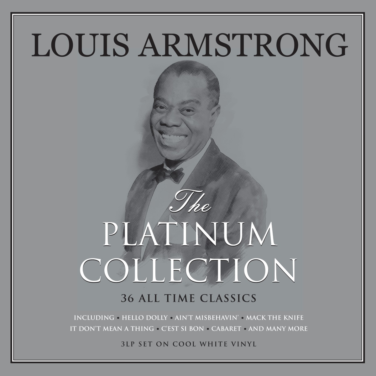 Louis Armstrong – The Platinum Collection (3 LP) louis armstrong and duke ellington the great reunion lp