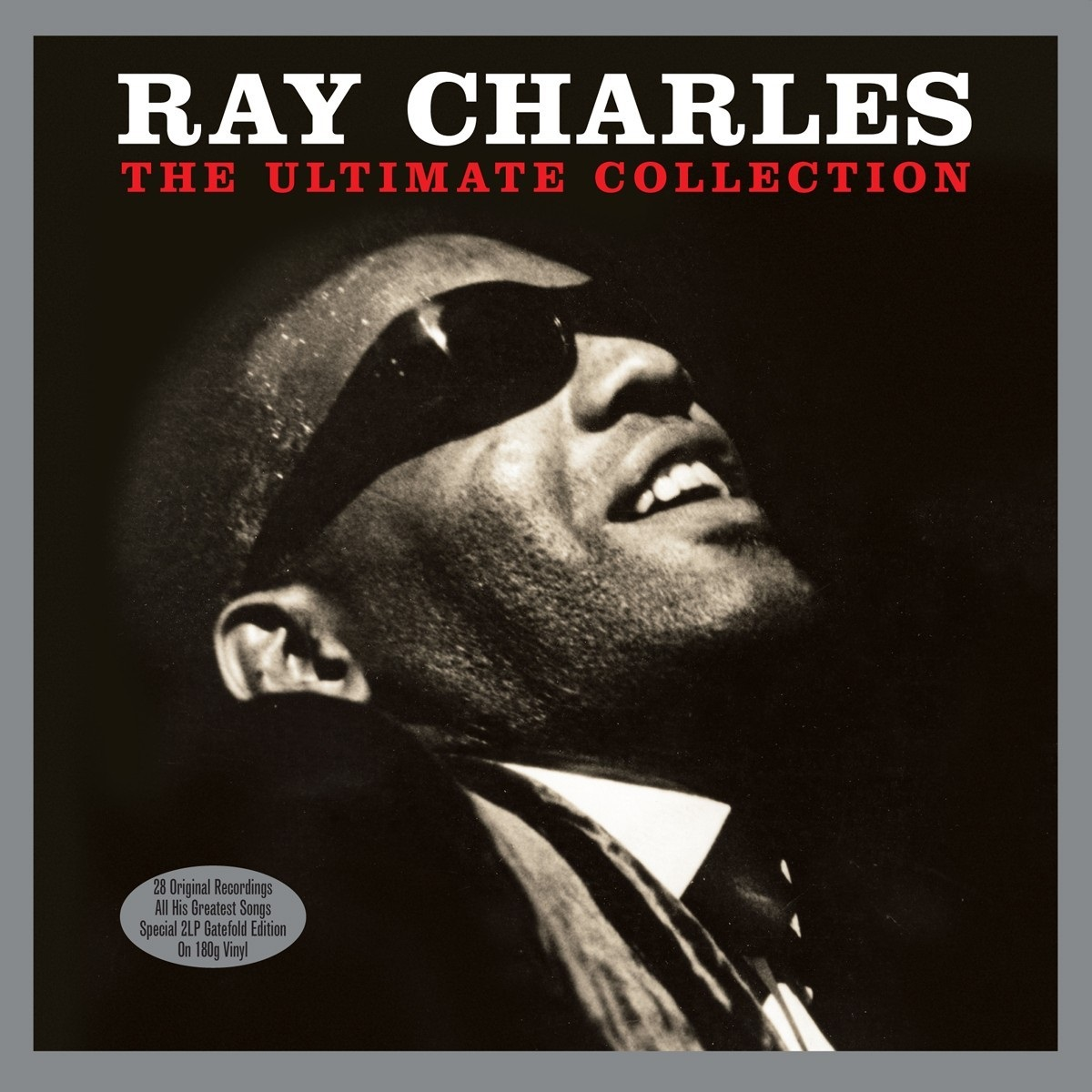 Ray Charles – The Ultimate Collection (2 LP) рэй чарльз ray charles king of cool the genius of ray charles 3 cd