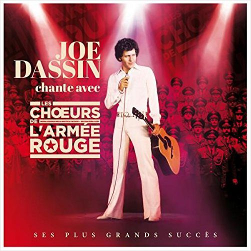 Joe Dassin – Joe Dassin Chante Avec Les Choeurs De L'Armee Rouge (LP) joe dassin eternel cd