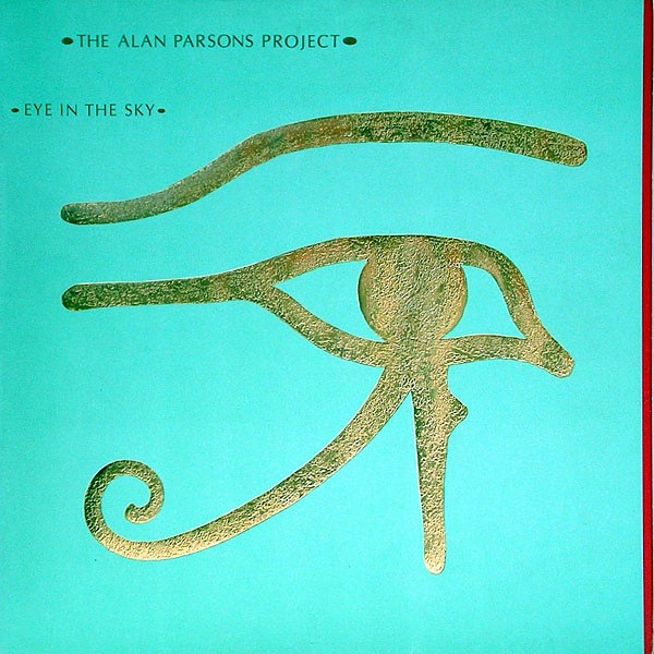 The Alan Parsons Project – Eye In The Sky (LP) dkny parsons ny2534