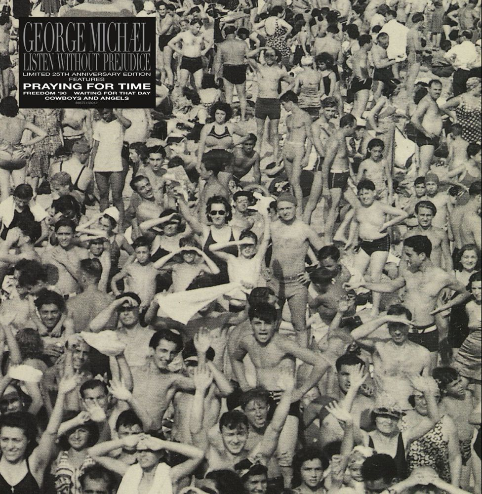 George Michael – Listen Without Prejudice. Vol. 1 (3 CD + DVD) namibia vol 3 episode 3