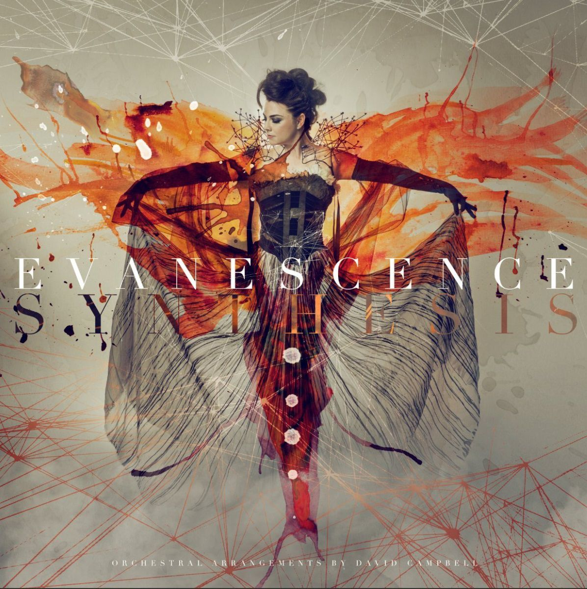Evanescence – Synthesis. Deluxe Edition (CD + DVD) альбом для cd и dvd в интернет магазине в спб