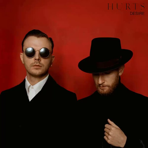 Hurts – Desire (CD) hurts surrender cd