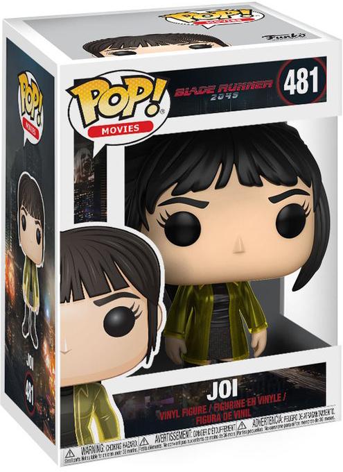 Фигурка Funko POP Movies Blade Runner 2049: Joi (9,5 см) фигурка funko pop movies space jam swackhammer