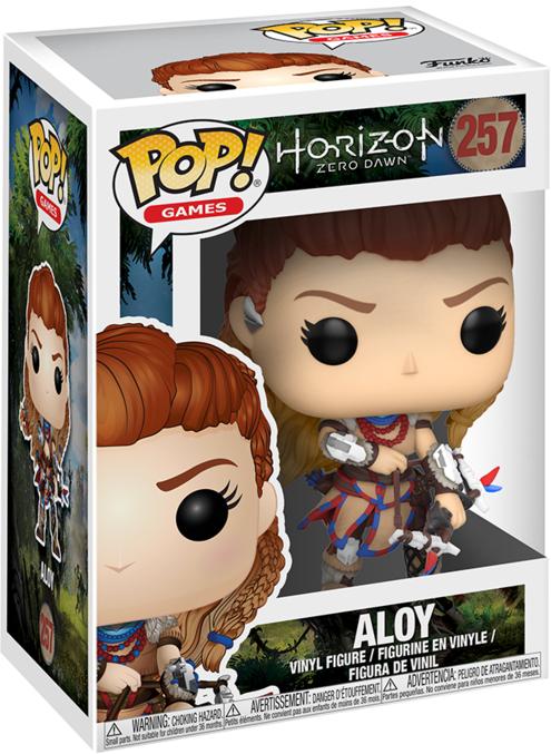 Фигурка Funko POP Games Horizon Zero Dawn: Aloy (9,5 см)