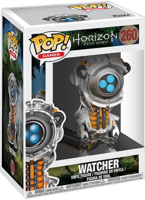 Фигурка Funko POP Games Horizon Zero Dawn: Watcher (9,5 см)Закажите фигурку Funko POP Games Horizon Zero Dawn: Watcher и получите дополнительные 65 бонусов на вашу карту.<br>