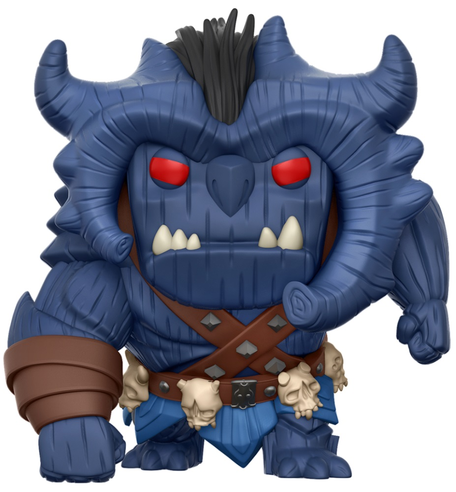 Фигурка Funko POP Television Trollhunters: Bular (9,5 см) фигурка teen titans go night begins to shine funko pop television cyborg 9 5 см
