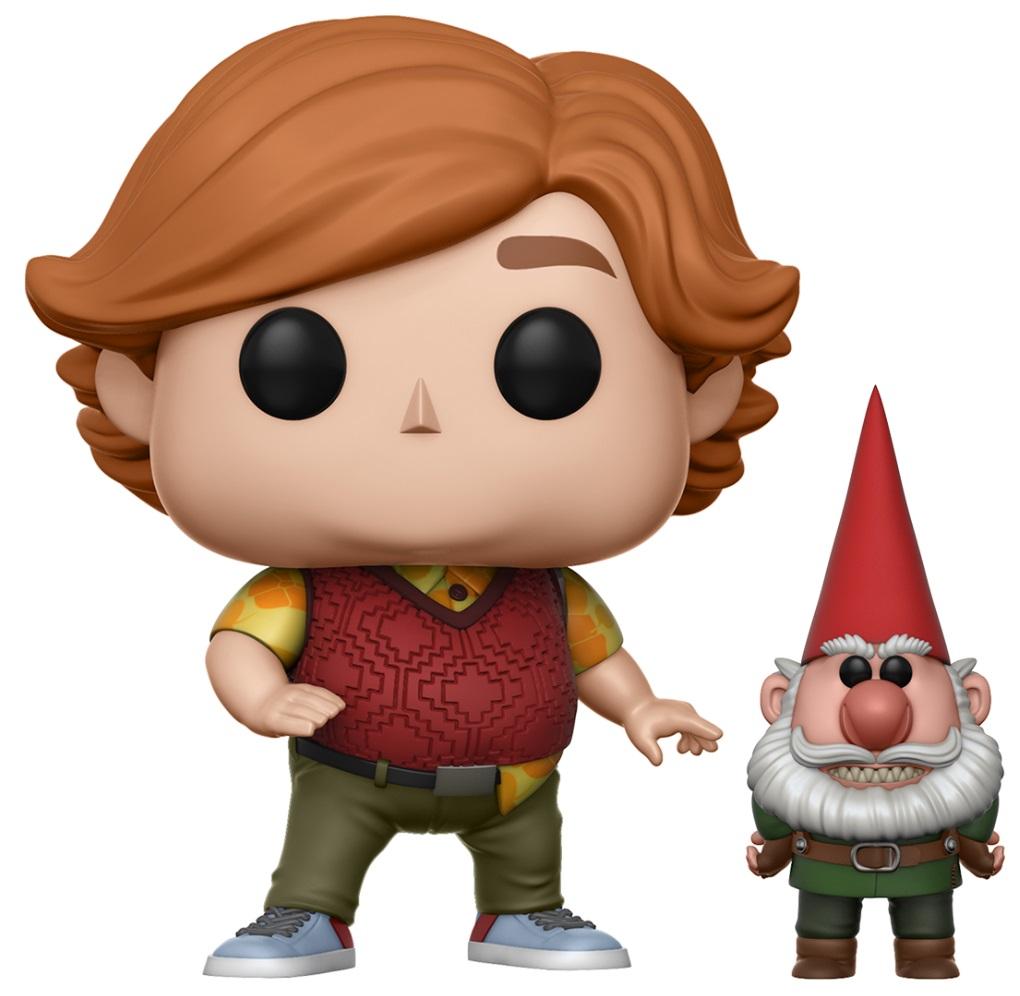 Фигурка Funko POP Television Trollhunters: Toby With Gnome (9,5 см) фигурка funko pop television trollhunters bular 9 5 см