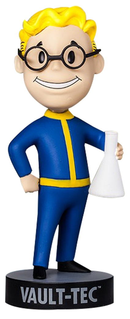 Коллекционная фигурка Fallout 4 Vault Boy 111 Bobbleheads: Science – Series Three (13 см)