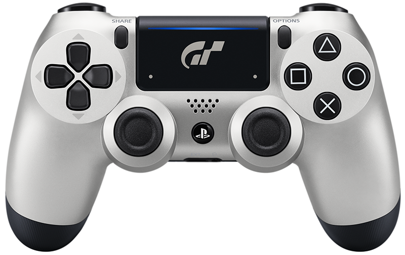 Беспроводной геймпад DualShock 4 GT SportБеспроводной геймпад DualShock 4 – контроллер нового поколения для новой эры видеоигр, который представляет собой большой шаг вперед в развитии игровых устройств управления.<br>